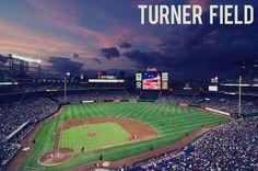 Turner Field 755 Hank Aaron Dr SW  Atlanta, GA 30315