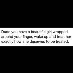 Treat her good quote