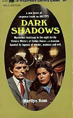 """Dark Shadows""  ***  Marilyn Ross  (1966)"