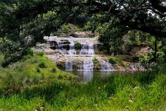 A beautiful landscape in Boerne, TX