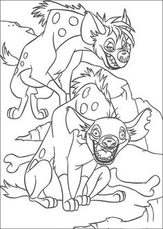 117 best The Lion King coloring pages images on Pinterest | Coloring ...