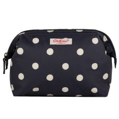 View All | Spot Navy Travel Pouch | CathKidston