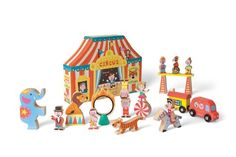 Janod - J08520 - Véhicule Miniature - Story Box Circus Janod http://www.amazon.fr/dp/B007JWWTEM/ref=cm_sw_r_pi_dp_CFcFvb14C1K49