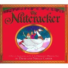 nutcracker pop-up book