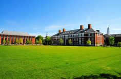 Johns Hopkins University in Baltimore, Maryland; Mason Hall, the Visitor's Center Admissions Office School Plan, Johns Hopkins University, Baltimore Maryland, College Campus, Ocean City, Medical School, House In The Woods, Dream Challenge, Nerve Problems