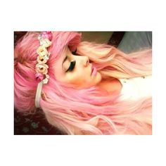 We Heart It ❤ liked on Polyvore featuring hair, people, girls, pictures and photos