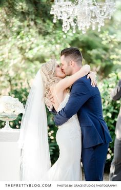 A breathtaking bride and her bridesmaids in perfect Pantone Serenity blue. Wedding Looks, Chic Wedding, Mermaid Style, Mens Attire, Studios, Wedding Inspiration, Bridesmaid, Weddings, Wedding Dresses