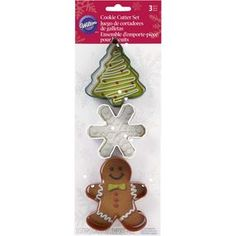 Christmas Cookie Cutter Set