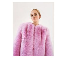 """""""It's so fluffy!"""" Jean Campbell in Gucci"""