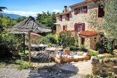 Gite rural Pyrénées Orientales, à proximité de Prades, au pied du Mont Canigou