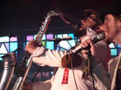 Bildergalerie: The Les Clöchards live im Spiegelzelt des ZMF 2012 - Bildergalerie: The Les Clöchards live im Spiegelzelt des ZMF 2012