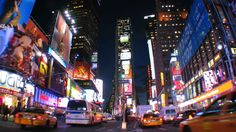 Times Square HD Wallpapers Backgrounds Wallpaper
