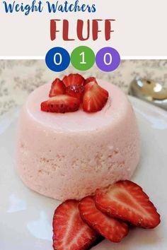 Weight Watcher Desserts, Weight Watchers Snacks, Weight Watchers Tipps, Plan Weight Watchers, Weigh Watchers, Weight Loss, Weight Watchers Fluff Recipe, Lose Weight, Diet
