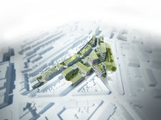 social housing in Lille - A project by KeurK ----