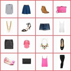 Style Sudoku   How to build a capsule wardrobe