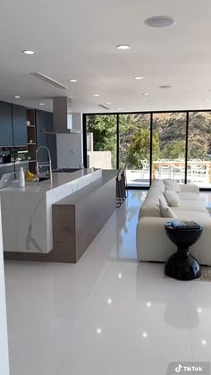 Dream House Interior, Luxury Homes Dream Houses, Luxury Homes Interior, Modern Mansion Interior, Luxury Modern Homes, Dream Homes, Modern Exterior House Designs, Modern House Design, Contemporary Home Design