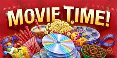Monday - Friday, 2 PM.  FREE! Kids movies played each day--M: The Secret Life of Pets,T: Trolls; W: Storks; Th: Moana; F: Beauty & the Beast (1991).