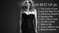 Diana Krall BEST OF/Lounge & Dinner Music