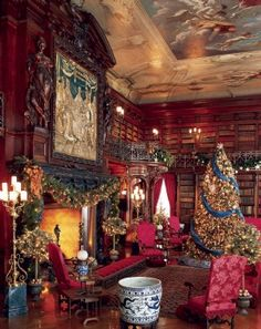 biltmore holiday decor | Christmas at Biltmore Returns! Come Get in the Spirit Through January ...