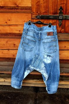 L-XL yoga pantalones del dril de algodón pantalones vaqueros
