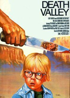 Death Valley Horror Movie Slasher