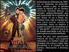 Cine Bollywood Colombia: Bombay Velvet