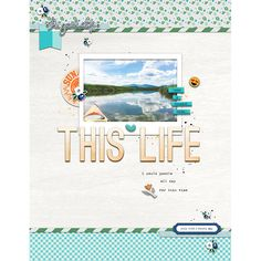 love this life by jenn mccabe for The Lilypad
