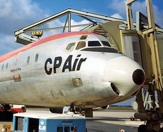 Pacific Airlines, Canadian Airlines, Douglas Dc 8, Commercial Aircraft, Aviation, Helicopters, Spacecraft, Airplanes, Canada