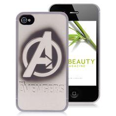 Marvel Avengers Iphone Case Cover For Iphone 4 and 4s, Revengers Logo by Cellz $4.57 #iPhone4 #Cases #back #covers #awesome #cheap #free #shipping #avengers #superman #batman #spiderman #revengers #phone #accessories #iPhone #smartphones Iphone 4 Cases, Iphone 4s, Cheap Iphones, Batman Spiderman, Superman, Nerdy, Smartphone, Free Shipping, Marvel Avengers