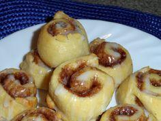 Cinnamini-buns: Easy
