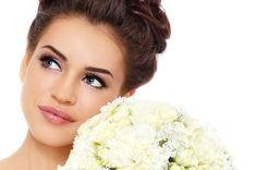 Bridal Makeup For Brunettes With Blue Eyes : Brunette Blue Eyes on Pinterest Layered Curls, Brown ...