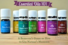 Essential Oils 101 - A Beginner's Guide on How to Use Them and How they Can Transform Your Health!