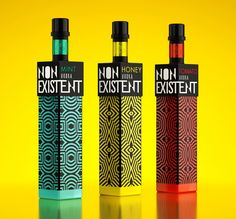 Nonexistent Vodka (Concept) on Packaging of the World - Creative Package Design Gallery