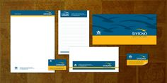 Livigno Viajes - Papelería institucional #estudiocuadra #diseño #design