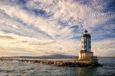 Angel's Gate lighthouse [1913 - Los Angeles, California, USA]