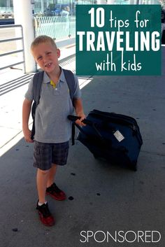 Toddler Approved!: 10 Tips for Traveling with Kids