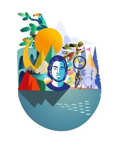 Travelogue, Illustrator, Instagram, Art, Craft Art, Kunst, Art Education, Sanat