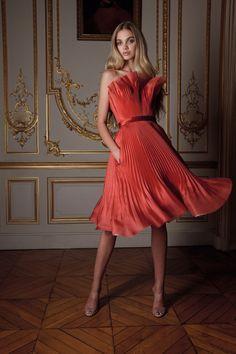 Alexis Mabille Fall 2019 Couture Fashion Show - Vogue Alexis Mabille, Fashion Show Collection, Couture Collection, Vogue Paris, Couture Fashion, Runway Fashion, Fashion 2020, Clubbing Outfits, Live Fashion