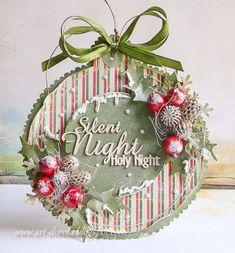 decoração natal - pinterest - (27) cd enfeite - CD