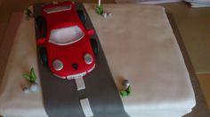 Porsche-Torte