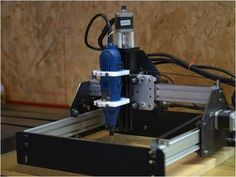 Well if you have a 3D printer why not a mini CNC Mill gCode is gCode