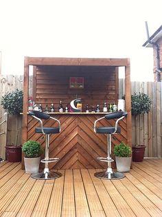 Ourdoor bar