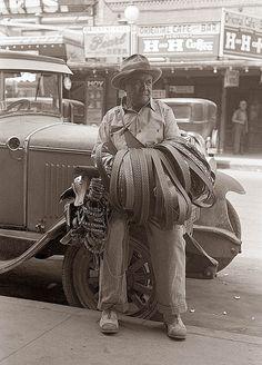 San Antonio, Texas, 1939