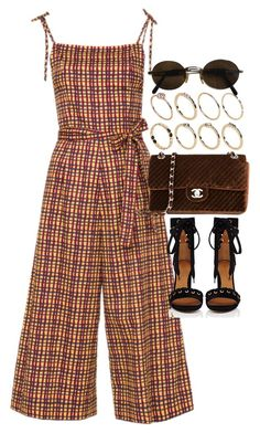 """Untitled #11672"" by nikka-phillips ❤ liked on Polyvore featuring ASOS, Nili Lotan, Chanel, Chloé and Moschino"