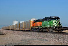 RailPictures.Net Photo: BNSF 1675 BNSF Railway EMD SD40-2 at Brighton, Colorado by BUFFIE