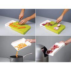 Collect n' Chop Cutting Board