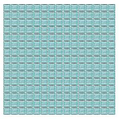 Water Glass Mosaic 12 x 12 in. $7.99 a SF.   #thetileshop