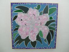 Seashell Flower by Ayesha James