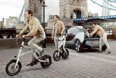 BMW i Pedelec Electric Bike