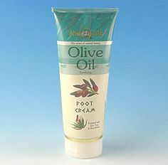 Aphrodite Foot Cream by Aphrodite Cosmetics. $7.99. Beneficial Foot Cream, rich in emollients such as Olive Oil, Almond Oil, Shea Butter and Cocoa Butter, that soften, moisturize & nurture your feet after and exhausting day. Thanks to the combined action of the anti-inflammatory Aloe Vera & Chamomile extracts along with Allantoin & pro vitamin B5, it relieves your feet from everyday irritations & helps dry, chapped skin become velvety soft & supple. Lavender with its pleas...